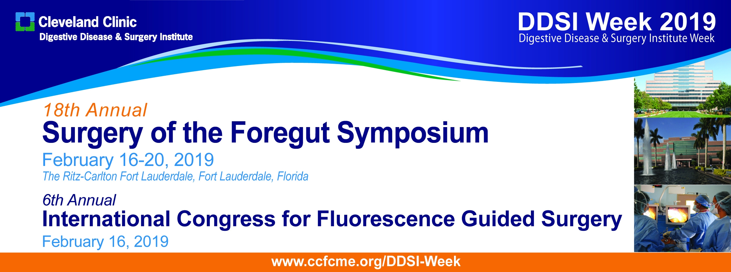 18th ANNUAL SURGERY OF THE FOREGUT SYMPOSIUM